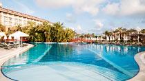 Kumköy Beach Resort - for børnefamilier der vil have det lille ekstra