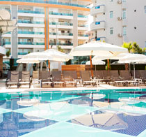 Sunprime C-Lounge - for dig som vil bo godt uden børn.