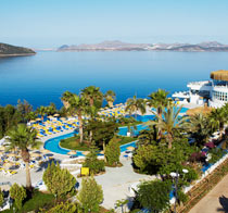 Børnevenlige hotel Bodrum Holiday Resort & Spa.
