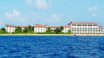 Spa og velvære på hotel Hulhule Island Hotel.