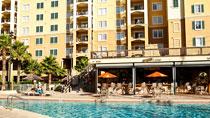 Lake Buena Vista Resort - familiehotel med gode børnerabatter.