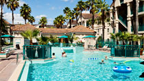 Staybridge Suites Lake Buena Vista - familiehotel med gode børnerabatter.