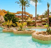Sunwing Waterworld Makadi Beach - børnevenligt hotel kun hos Spies