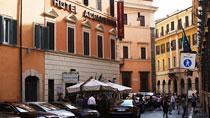 Accademia - familiehotel med gode børnerabatter.