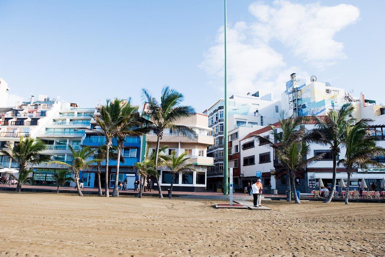 Las Palmas, Gran Canaria, Spanien