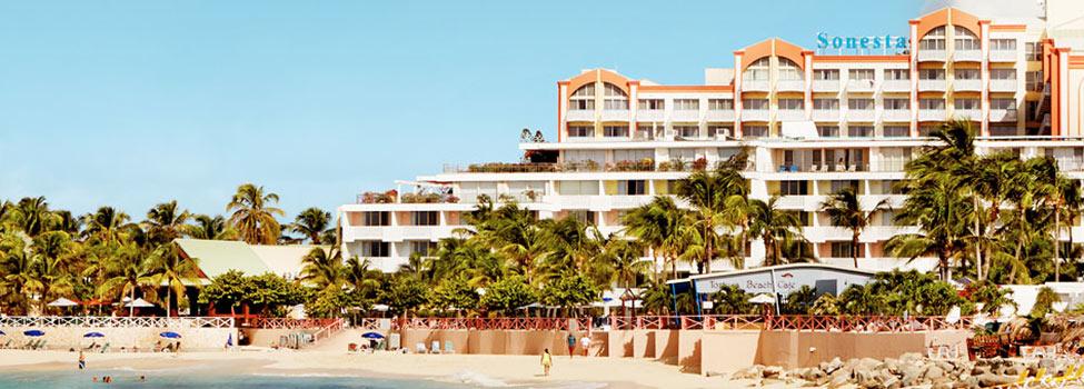 Sonesta Maho Beach Resort, Maho Beach