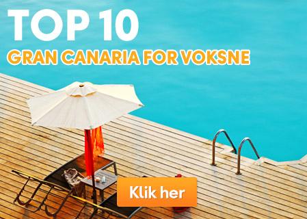 Gran Canaria Voksne - Slider 66%