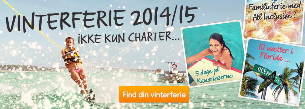 Vinterferie 2014/15