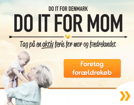 Do it for mom!