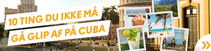 Oplev Cuba