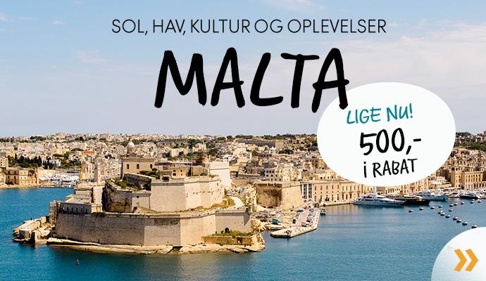 Rabat på Malta