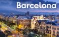 Fly og hotel i Barcelona