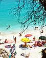 Bo direkte på stranden