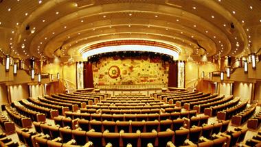 På krydstogt: Tag en tur i teateret eller biografen  !