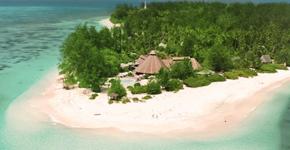 Top 5 Eksotiske strande