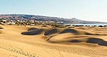sommerferie på Gran Canaria