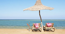 sommerferie i Egypten