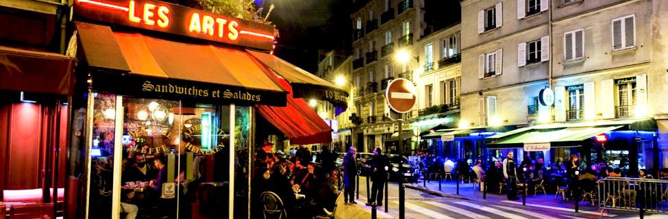 Billede: Storbyferie i Paris