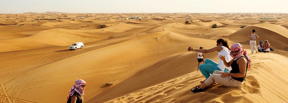 Krydstogter fra Dubai