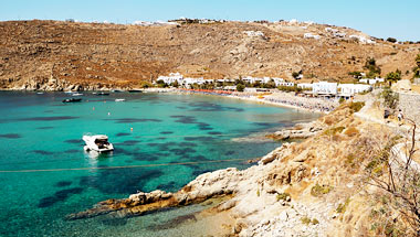 Korfu, Santorini, Mykonos, Dubrovnik