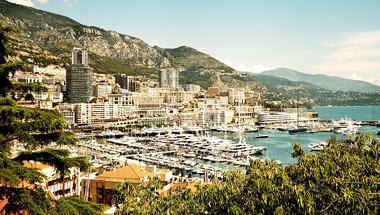 Palma (Mallorca), Barcelona, Monaco