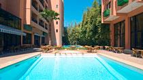 Spa og velvære på hotel Meryem.