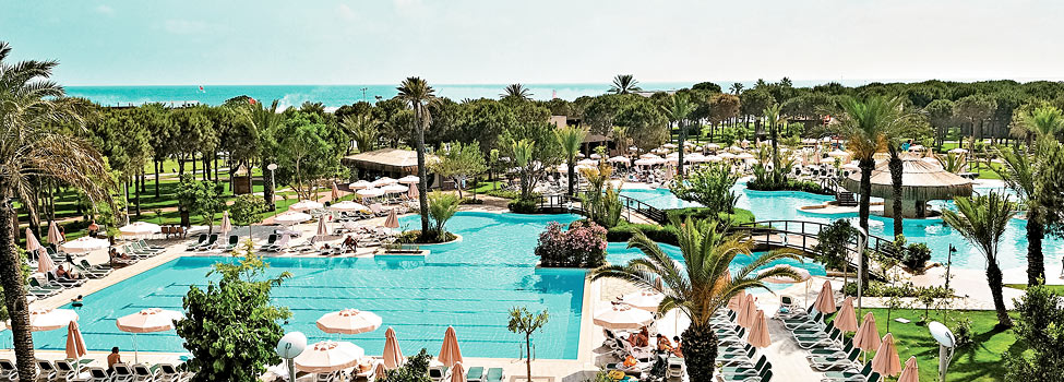 Gloria Golf Resort, Belek, Antalya-området, Tyrkiet