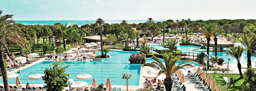 Gloria Golf Resort, Belek, Antalya-området, Tyrkiet