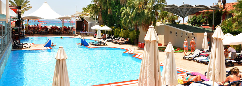 smartline Sunpark Beach, Alanya, Antalya-området, Tyrkiet