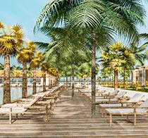 Sunprime Tamala Beach - for dig som vil bo godt uden børn.