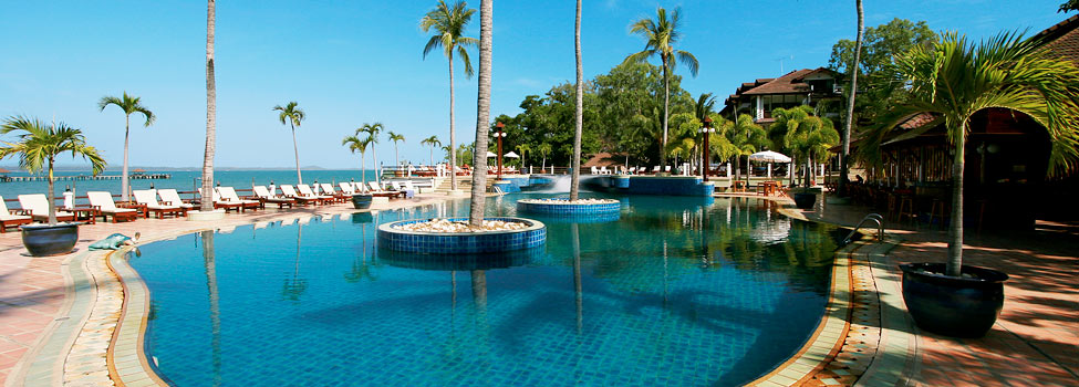 Rayong Resort, Rayong, Centrale Thailand, Thailand