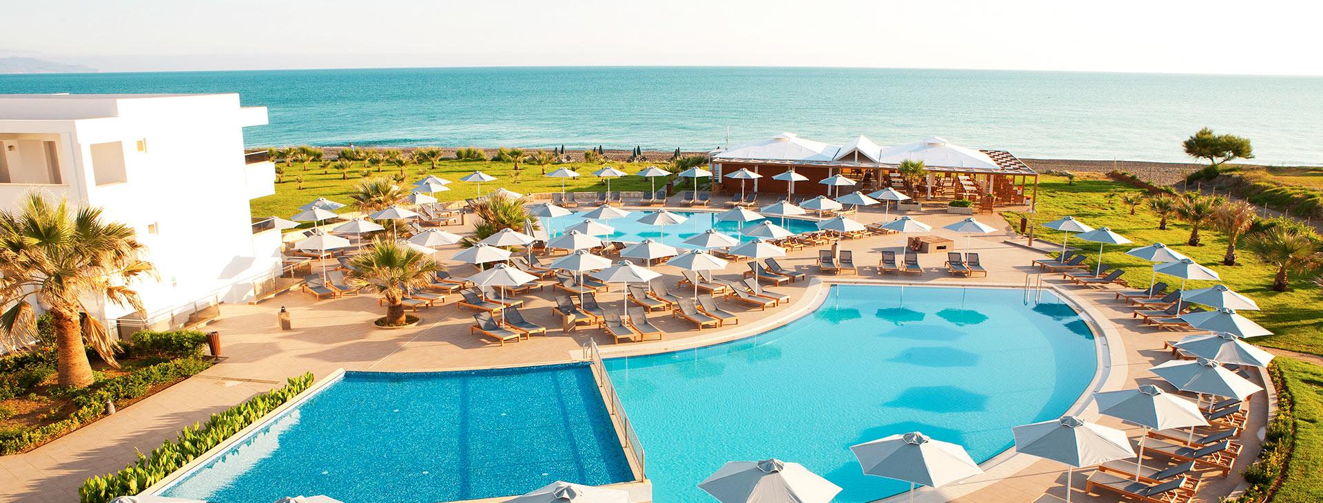 Sunprime Platanias Beach, Platanias (Chaniakysten), Kreta, Grækenland