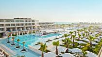 Børnevenlige hotel Avra Imperial Beach Resort & Spa.