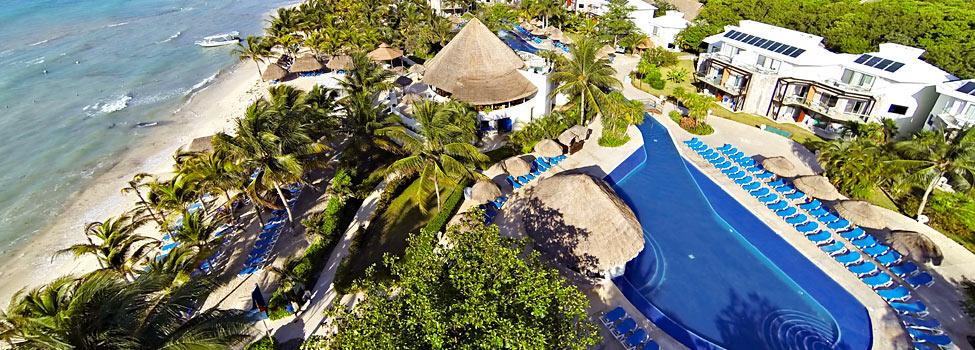 Sandos Caracol Eco Resort, Playa del Carmen, Mexico, Caribien og Centralamerika