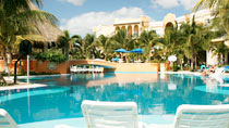 All Inclusive på hotel Gran Porto Resort & Spa. Kun hos Spies.