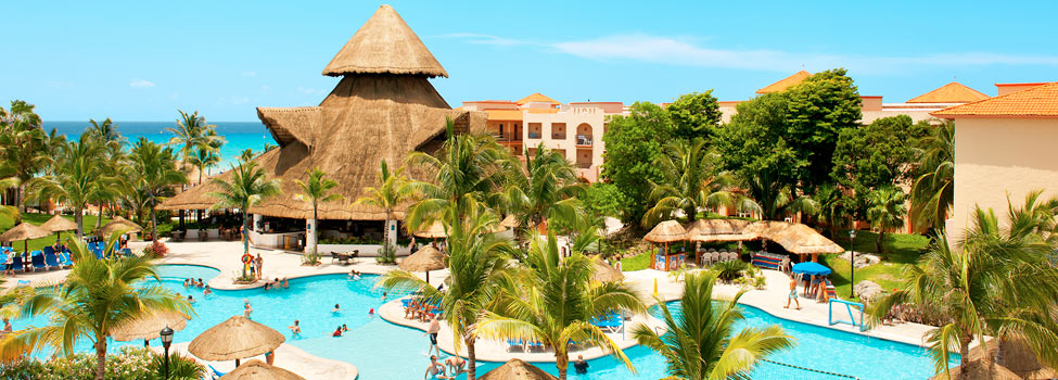 Sandos Riviera Select Club, Playa del Carmen, Mexico, Caribien og Centralamerika