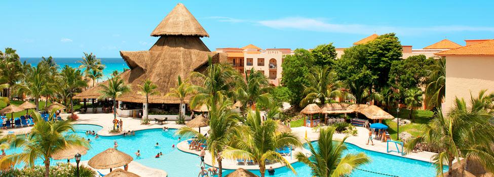 Sandos Playacar Beach Resort, Playa del Carmen, Mexico, Caribien og Centralamerika