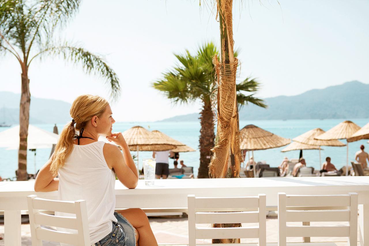 Sunprime Beachfront - På Sunprime er der god tid til at slappe af