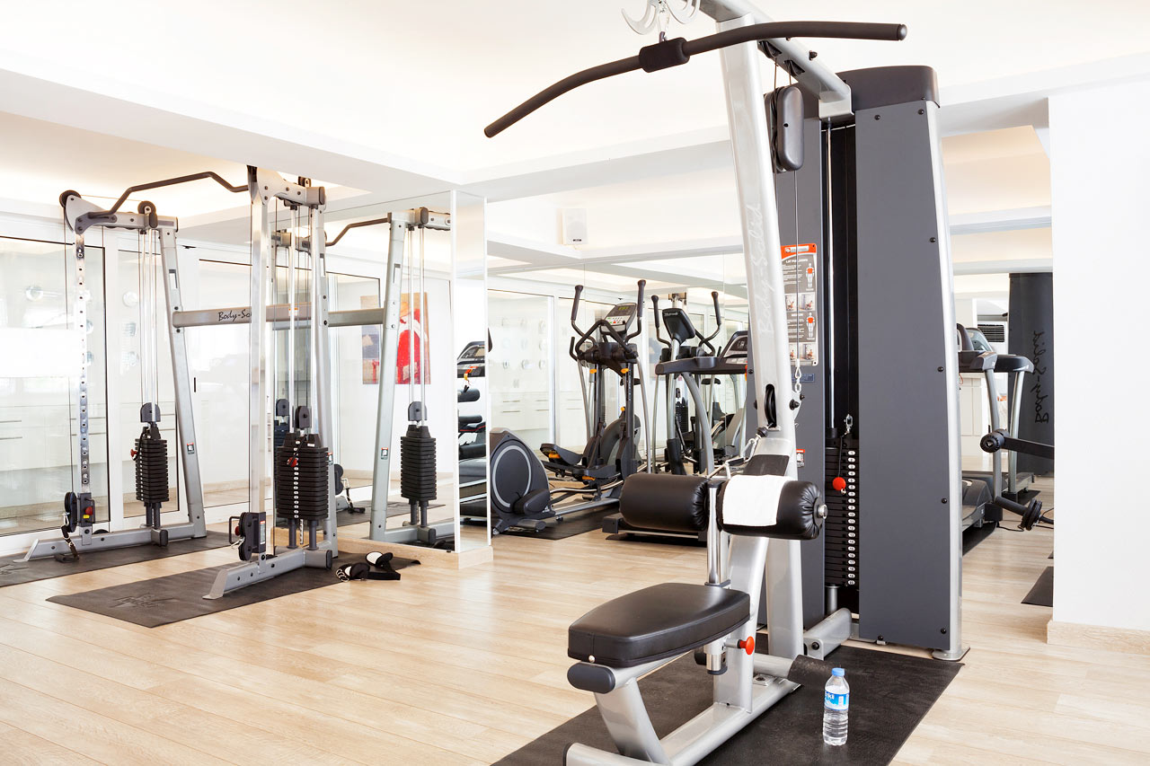 Sunprime Beachfront - Hotellet har et motionsrum, hvis du ønsker at træne på egen hånd