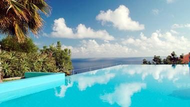 Populære hoteller på Madeira