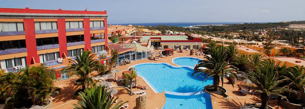 Hotel Matas Blanca, Costa Calma, Fuerteventura, De Kanariske Øer