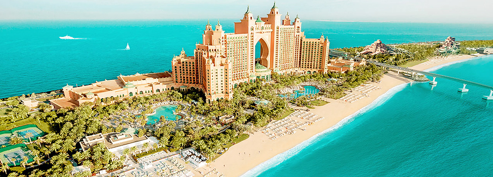 Atlantis The Palm, Jumeirah Beach, Dubai, Forenede Arabiske Emirater