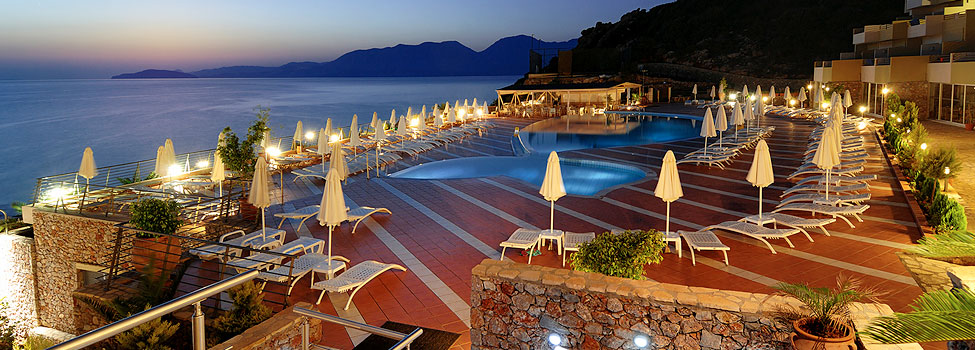 Blue Marine Resort  & Spa, Agios Nikolaos