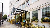 Hotel Ambassadors Hotel – bestil nemt og bekvemt hos Spies