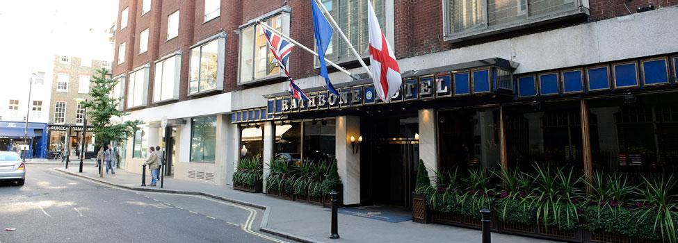 The Rathbone Hotel, London, Storbritannien