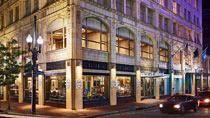 Hotel Renaissance New Orleans Pere Marquette – bestil nemt og bekvemt hos Spies