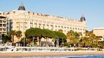 Intercontinental Carlton Cannes - uden børn hos Spies.