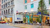 Hotel Indigo Chelsea – bestil nemt og bekvemt hos Spies