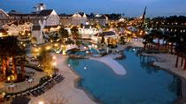 Disney's Beach Club Resort - familiehotel med gode børnerabatter.