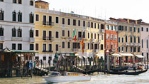 Hotel Carlton on the Grand Canal - romantisk ferie.